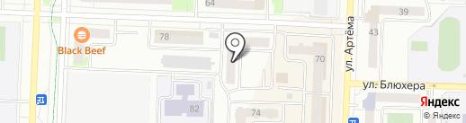 ЕТЗК на карте Стерлитамака