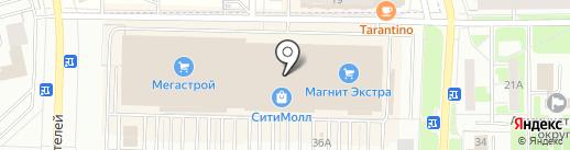 Prive на карте Стерлитамака