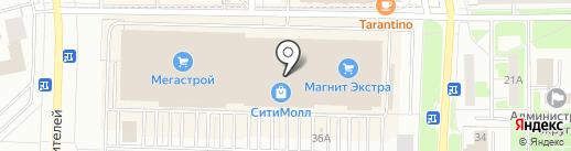 Lazurit на карте Стерлитамака