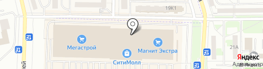Твое на карте Стерлитамака