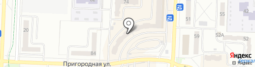 Белорусский трикотаж на карте Стерлитамака