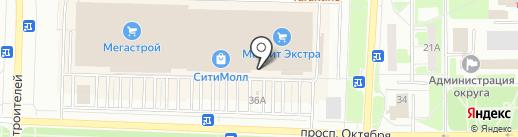 Tubet на карте Стерлитамака
