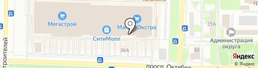 Еврочистка на карте Стерлитамака