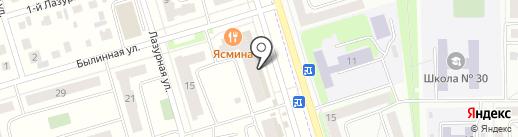 Независимая экспертная организация НЭО на карте Мариинского