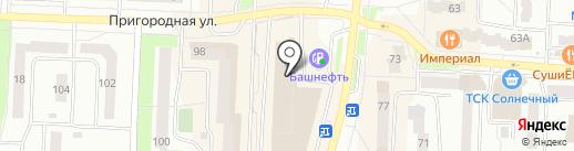 TurkSeller на карте Стерлитамака