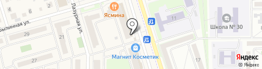 Qualia на карте Мариинского