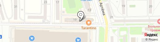 Росгосстрах-Жизнь на карте Мариинского