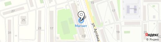 Банкомат, Сбербанк, ПАО на карте Мариинского