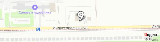 ТТК на карте Салавата