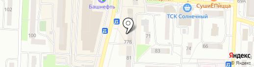 You Mode на карте Стерлитамака
