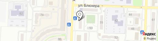 Олимп на карте Стерлитамака