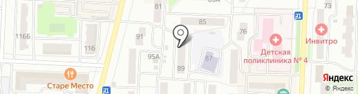 Изумрудный город на карте Стерлитамака