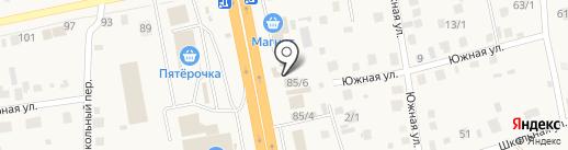 Кафе на карте Булгаково