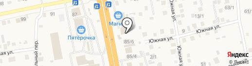 Сеть магазинов на карте Булгаково