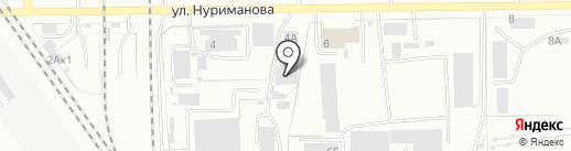 Производственная компания на карте Салавата