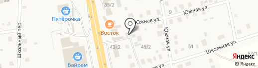 Хозмаркет на карте Булгаково