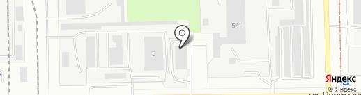 Монтажное управление №2 на карте Салавата