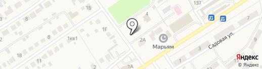 Фельдшерско-акушерский пункт на карте Новой Отрадовки