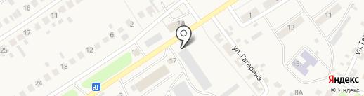 AUTO BOSS на карте Загородного