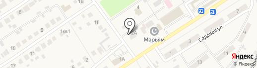 Особнякъ на карте Новой Отрадовки