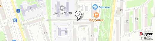 Знания плюс на карте Стерлитамака