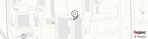 Башкирская Снабжающая Компания ТермоТрейд на карте Салавата