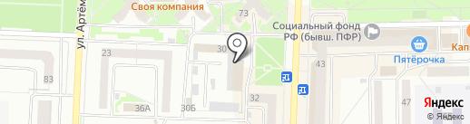 Единый визовый центр на карте Стерлитамака