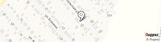 Производственно-монтажная компания на карте Загородного
