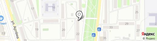 Аптека-ДОК на карте Стерлитамака