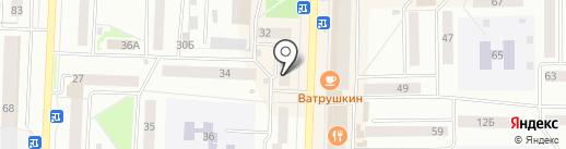 Ломбард ДН на карте Стерлитамака