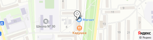 А-МИКС на карте Стерлитамака