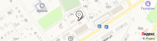 Стерлитамакская межрайонная ветеринарная станция на карте Новой Отрадовки