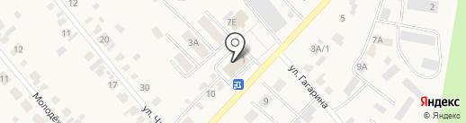 Секонд-хенд на карте Загородного