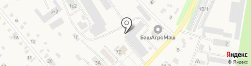 СпецМаш на карте Загородного