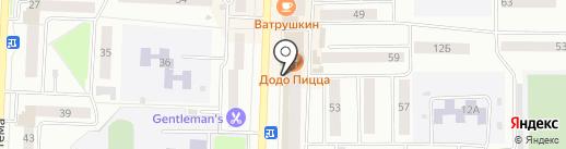 Почта банк, ПАО на карте Стерлитамака