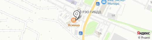 Платежный терминал, Башкомснаббанк, ПАО на карте Стерлитамака