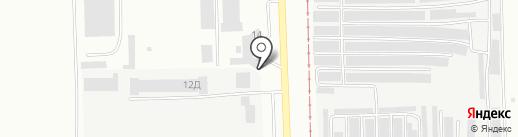 ЭНЕРГИЯ на карте Салавата