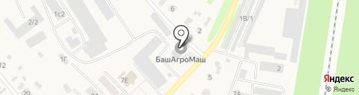 НефтеХимСервис на карте Загородного