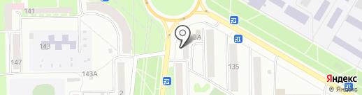 Префект на карте Стерлитамака