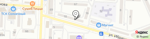 Moskva на карте Стерлитамака