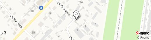 Балансстрой на карте Загородного