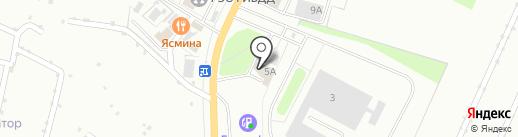 Emex на карте Стерлитамака
