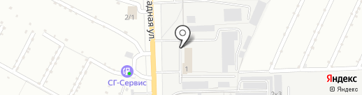 Жилкомсервис на карте Стерлитамака