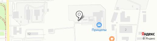 АГЗС на карте Салавата