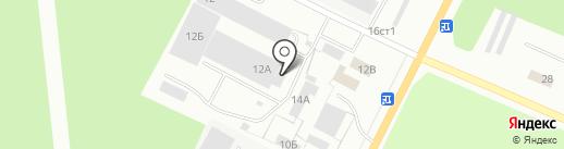 Трансстрой на карте Стерлитамака