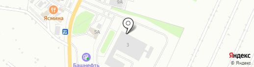 Кит сервис на карте Стерлитамака