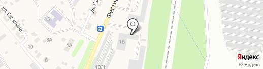 ПрофМашины на карте Загородного