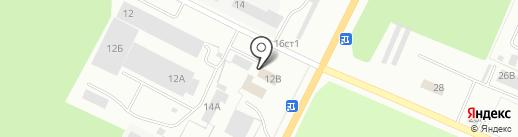 Магазин электродов на карте Стерлитамака