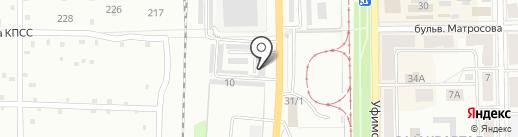 Жилкомзаказчик на карте Салавата