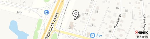 GARLIC на карте Чесноковки